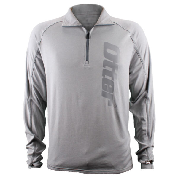 Men's Quarter Zip Long Sleeve