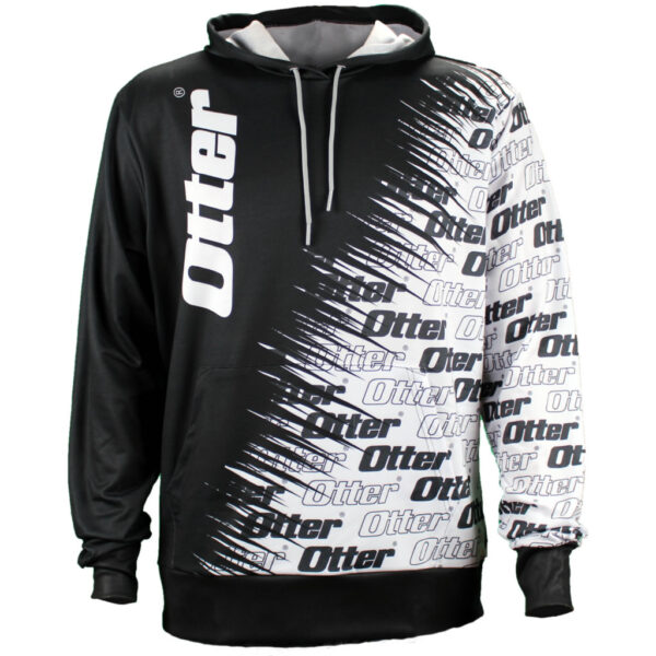 Black Sublimation Sweatshirt
