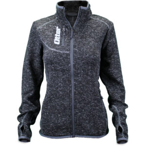 Women's Full Zip Sweater Jacket