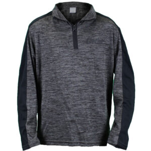 Youth Jr Pro Staff Quarter Zip with Black Logo
