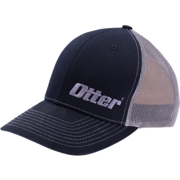 Black & Gray Hat